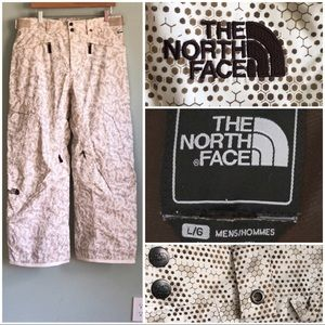 North Face snowboard pants hyvent Large